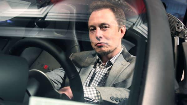 Elon Musk, Tesla CEO