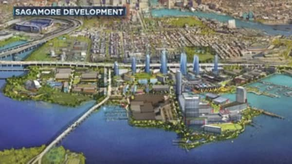 Baltimore's entrepreneurs hoping to rebuild Charm City