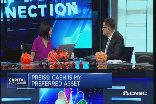 Cash, gold attractive assets right now: Expert