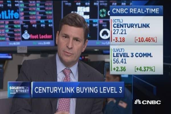 CenturyLink to buy Level 3 Communications