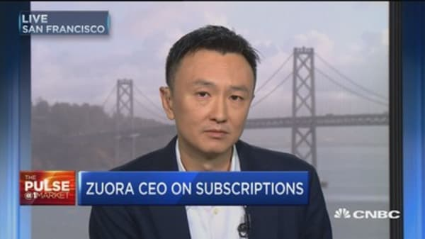 Zuora CEO: How to create a successful subscription experience