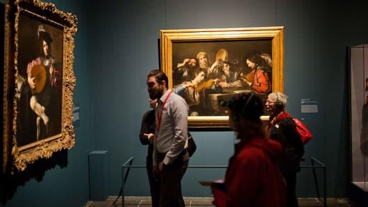 Metropolitan Museum in New York City