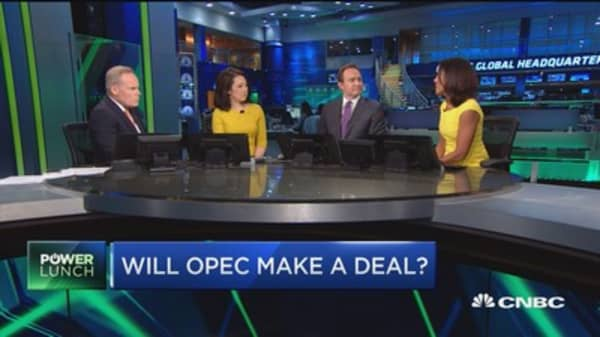 Croft: If OPEC fails, oil could be sub $40