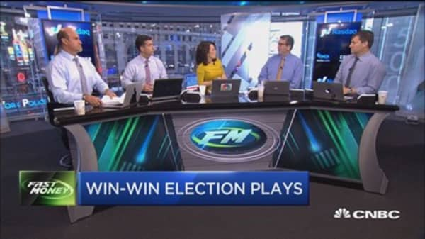 Win-win election plays