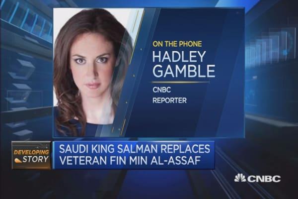 Saudi Arabia appoints new finance minister