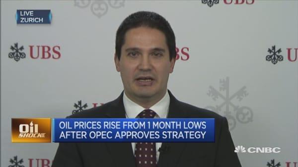 probably a weak OPEC deal