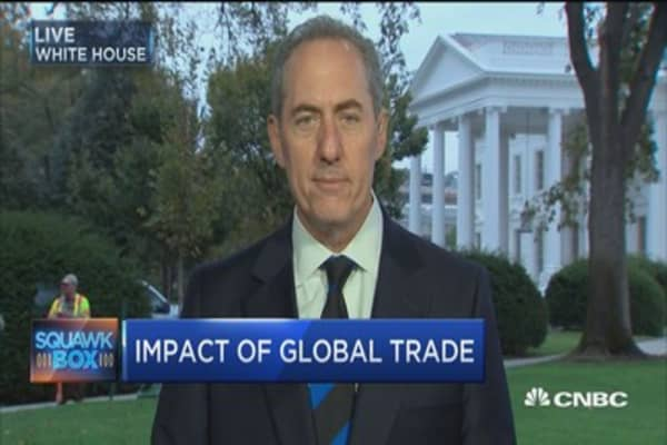 TPP trade deal not dead yet: Michael Froman