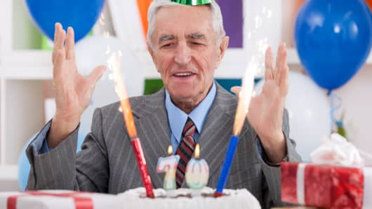 turning 70 personal finance