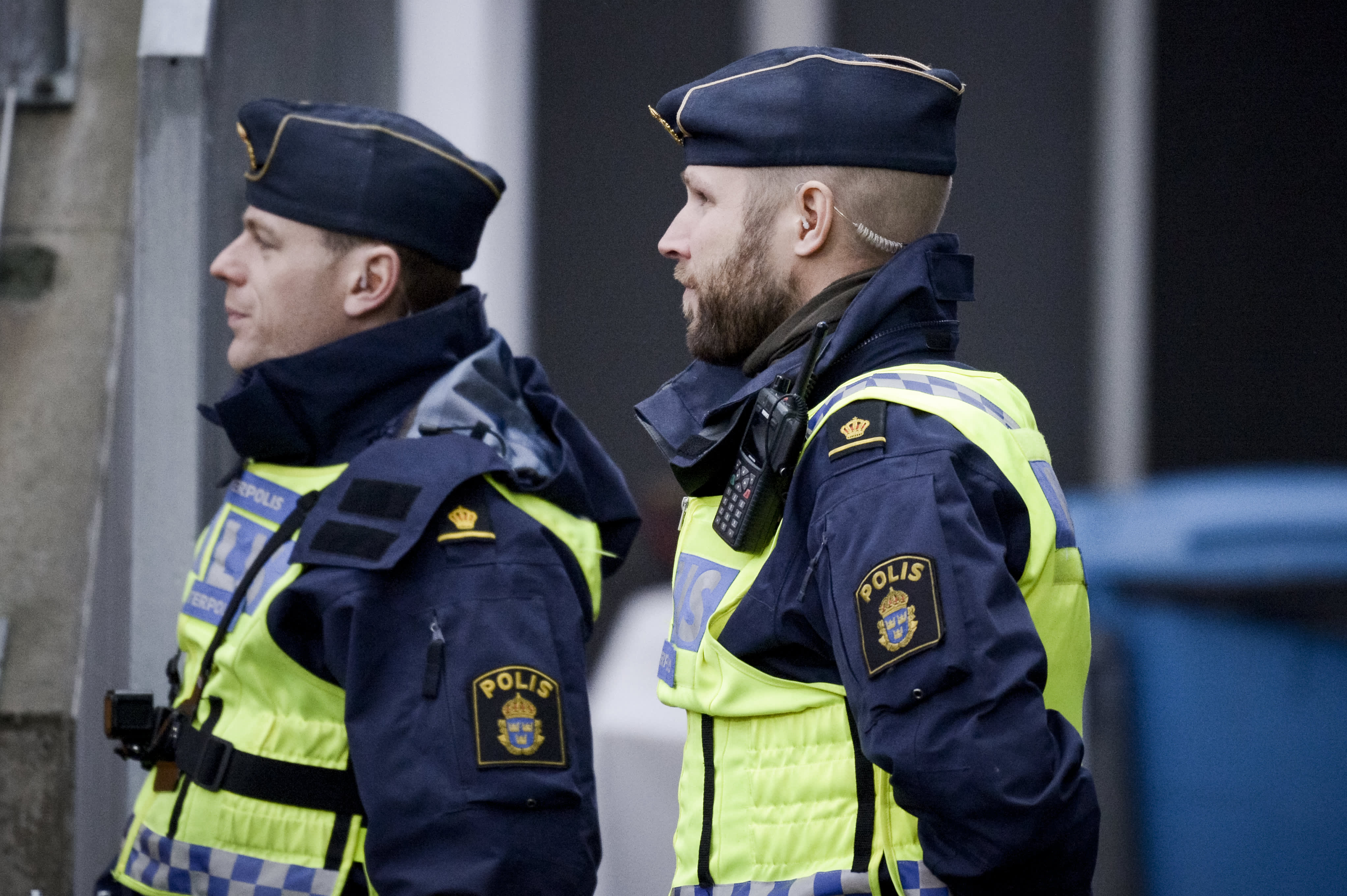 overnight riots in predominately immigrant stockholm suburb