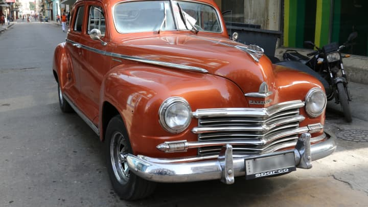 The Classic Cars Of Modern Day Cuba