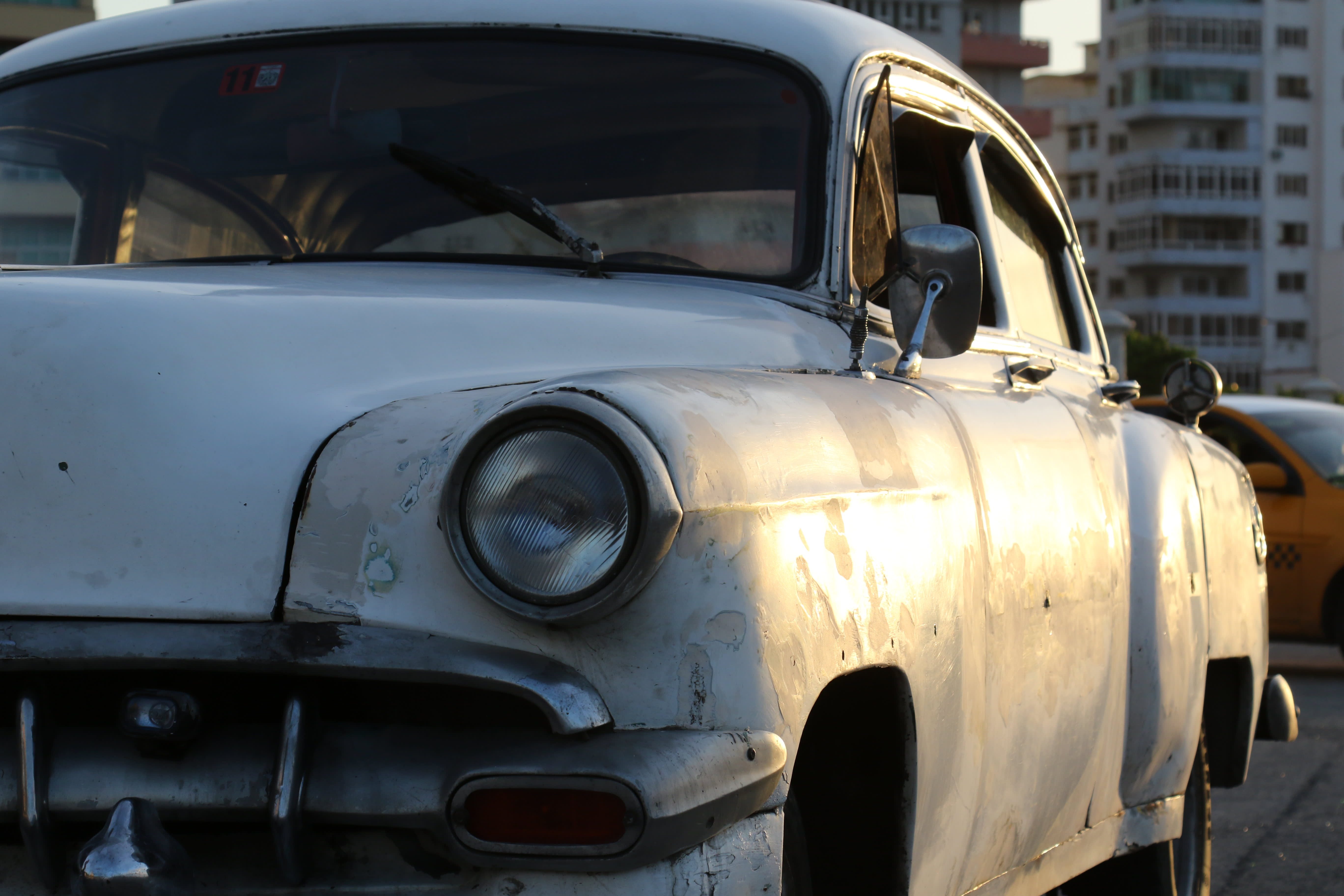 The Classic Cars of Modern-Day Cuba
