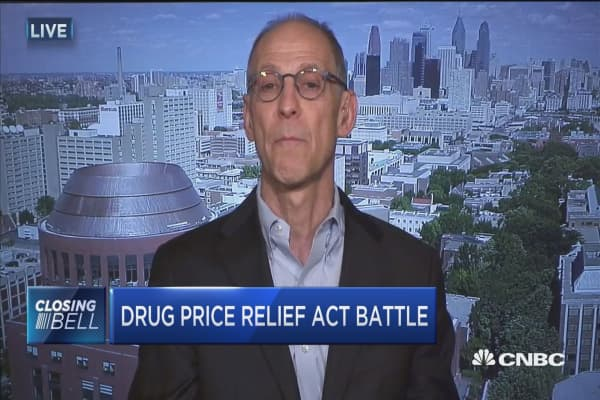 Drug Price Relief Act battle