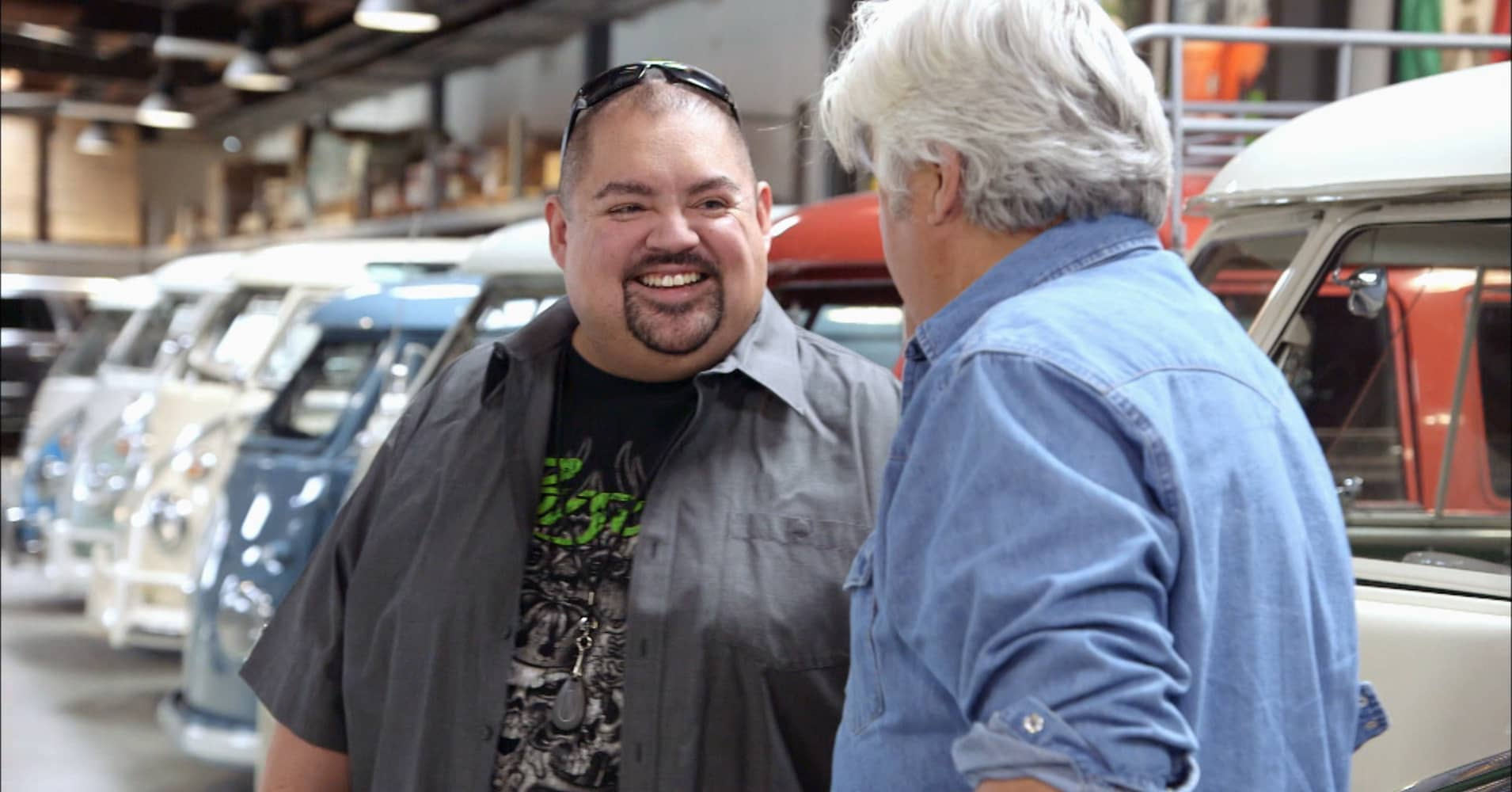 Gabriel Iglesias Paid $700 For His 1st VW Bus. Now He's A