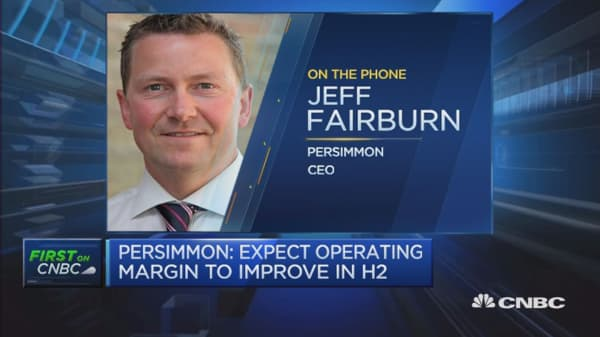 There is still good housing demand: Persimmon CEO