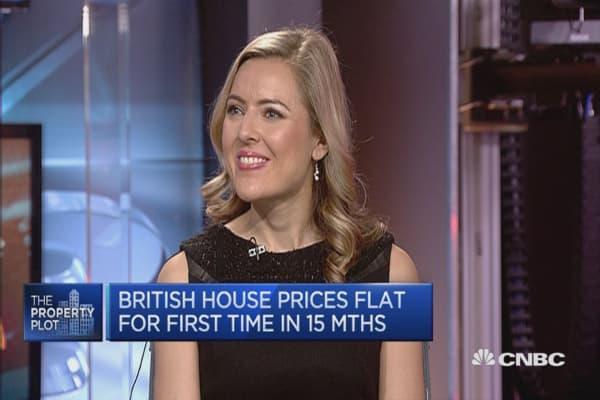 UK housing transactions far below long-run average