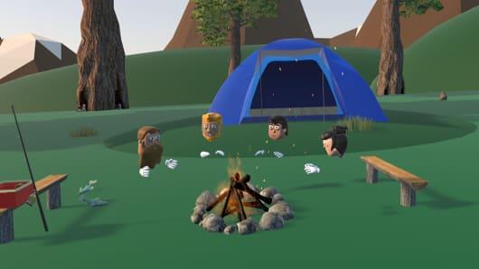 Metaworld VR game.