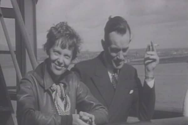 Amelia Earhart may have died on deserted island