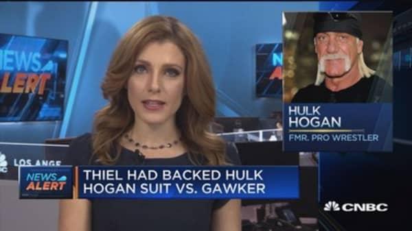 Filing: Gawker to pay Hogan $31 million