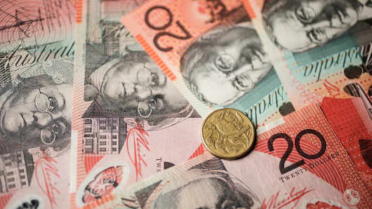 Australian Dollar Is Weak Even As Economy Outperforms
