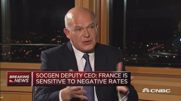 Expect lower rates for longer: SocGen Deputy CEO