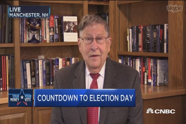 Time for Republicans to come home: John Sununu