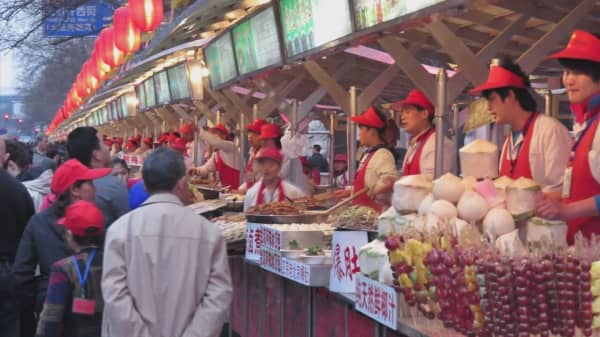 China on track to be middle-income society by 2030