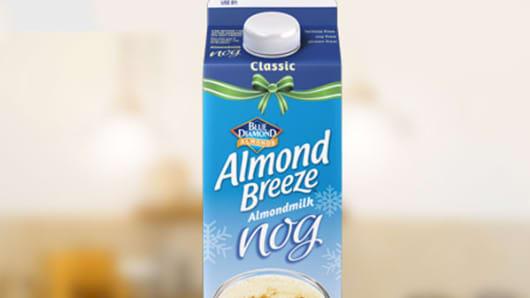 Almond Breeze Original Holiday Eggnog