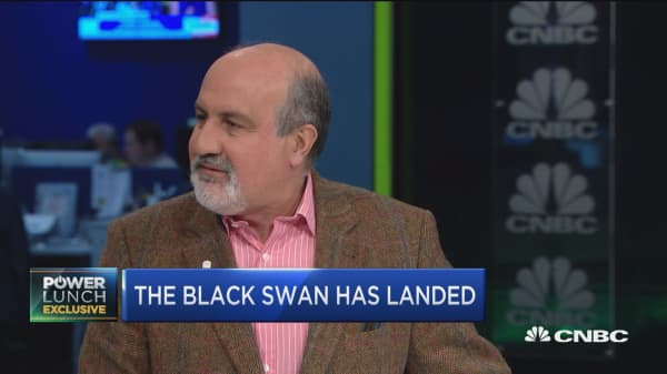 Nassim Taleb: Trump won't do anything apocolyptic