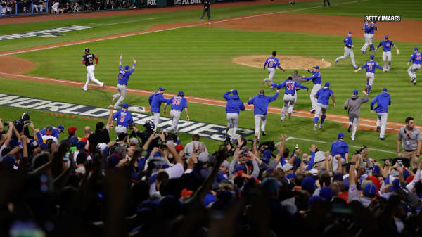 What you can learn about success from how the Chicago Cubs won the World Series