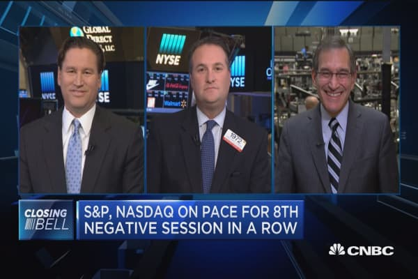Closing Bell Exchange: Investors shouldn't fear the market