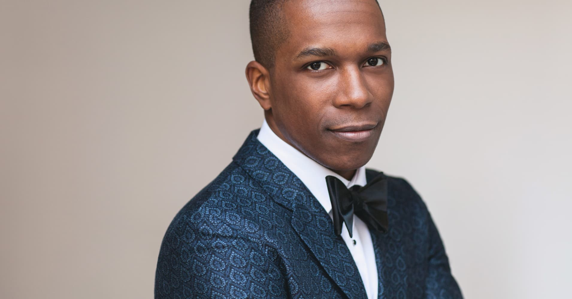 Hamilton' star Leslie Odom Jr. reveals the advice that changed his ...