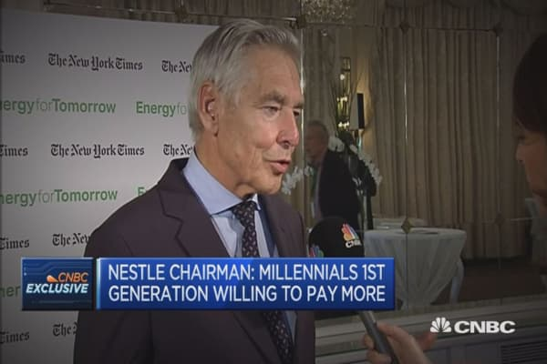Retailers living 20 years in the past: Nestlé Chairman