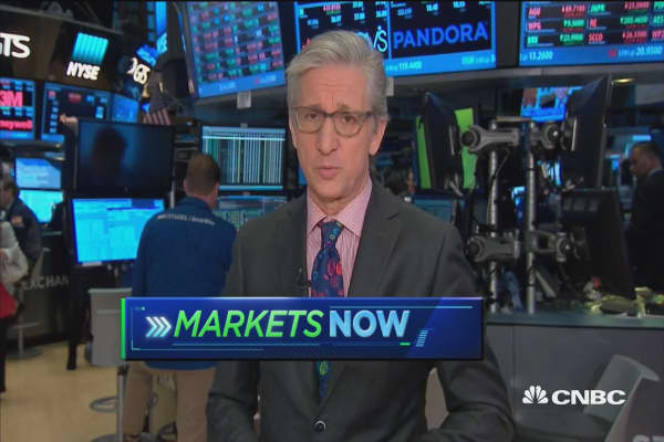 Pisani: Russell 2000 down over 10% from historic highs