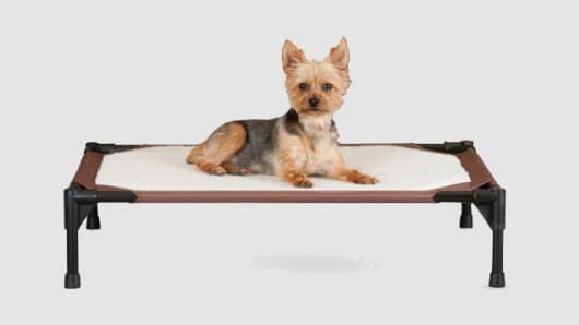 K&H Self-Warming Pet Cot