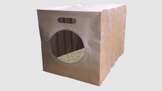 Kat Pak disposable litter box