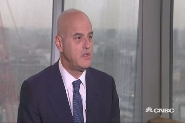 It's time to do something for a higher oil price: Eni CEO