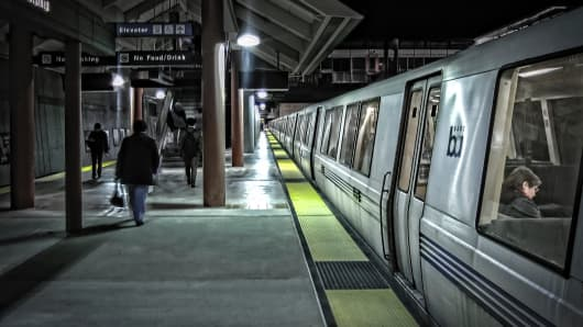 A BART janitor earned over $276,000 in 2015.