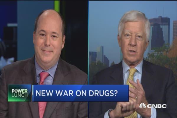 New war on drugs: Pharma becoming 'uninvestable'?
