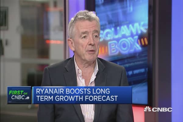 Ryanair is pivoting our business away from the UK: CEO