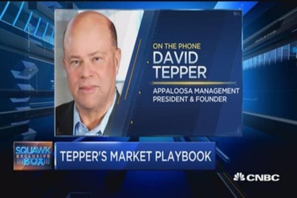 Tepper's market playbook