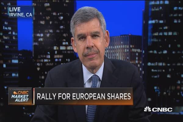 El-Erian: Investors need to have cash