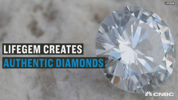 These are not your typical diamonds