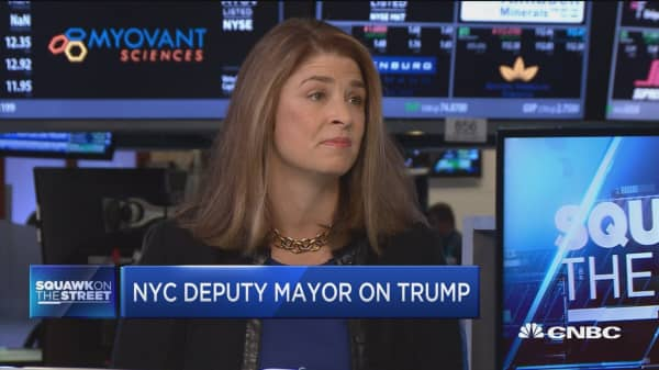 Alicia Glen: Trump is not one of the great developers of NYC