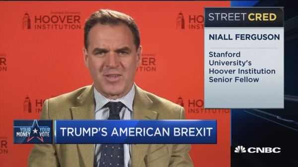 Niall Ferguson: Like Brexit, voter turnout key