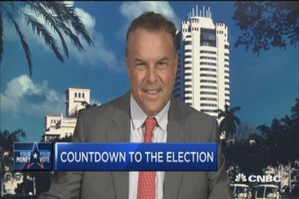 I'd be 'scared to death' with Trump as president: Jeff Greene