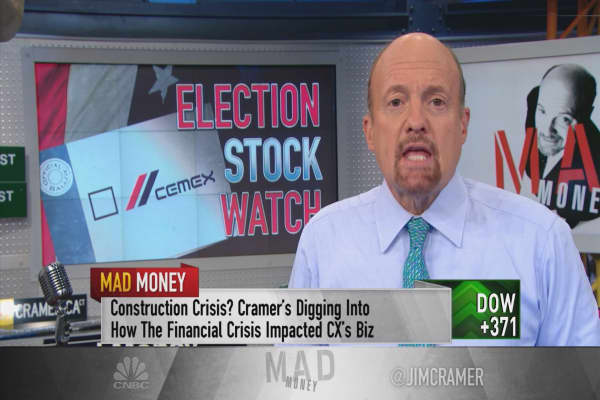 Cramer prepares you for a Trump surprise victory