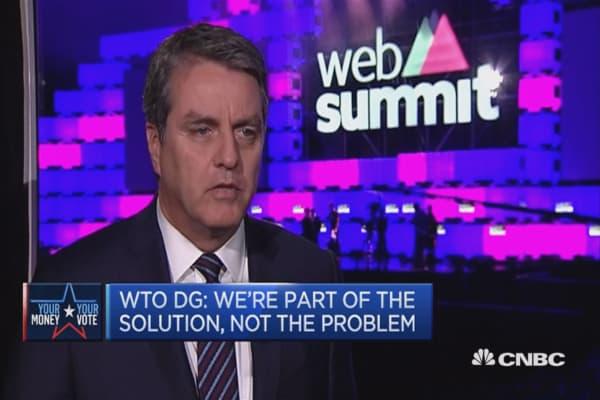 Trade agreements are complex, sensitive: WTO's Azevêdo