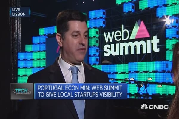 Portugal has strong startup ecosystem: Economy Min