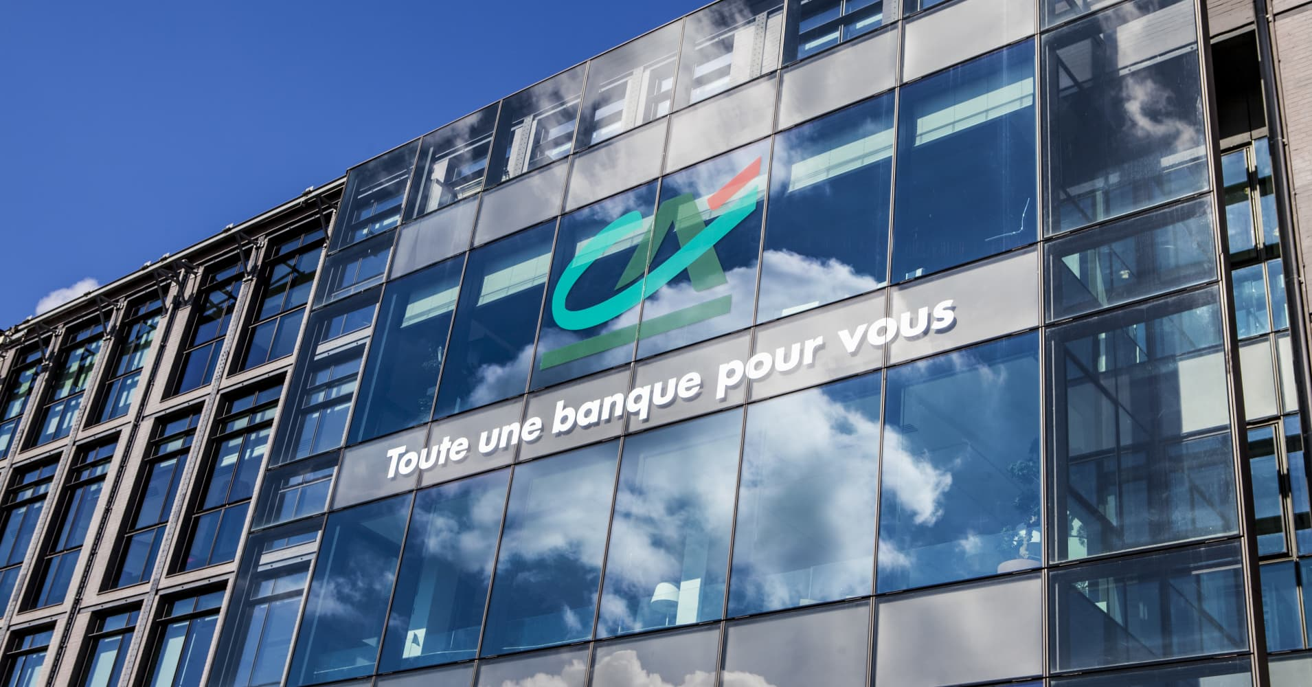 Credit Agricole Q4 net profits climb despite one-time tax hit