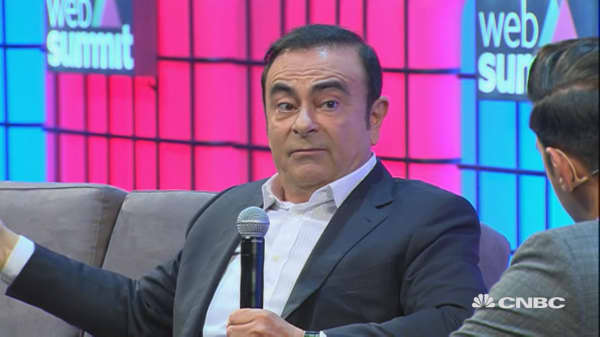 Renault-Nissan cooperating with a lot of startups: CEO